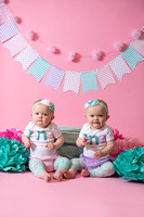 Avery & Emsley turn ONE!