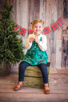 Sunday School Christmas Portraits