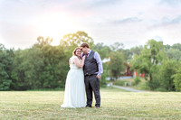 Mr. & Mrs. McGeorge {Boxwood Lodge Wedding}