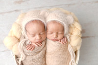 Graham & Luke {newborn}